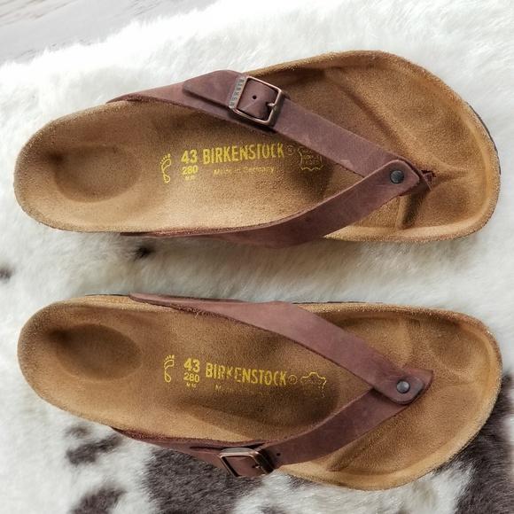 f8d5161aa6f8 Birkenstock Shoes - BIRKENSTOCK rare Adria style sandals 43 R unisex